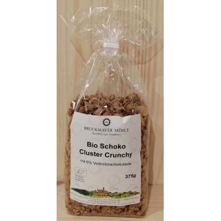 Schoko - Cluster - Crunchy biol. Anbau