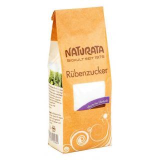 Naturata Rübenzucker, 500 gr Packung