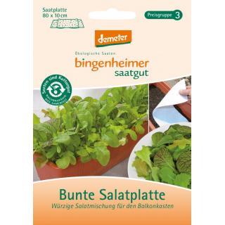 Bunte Salatmischung