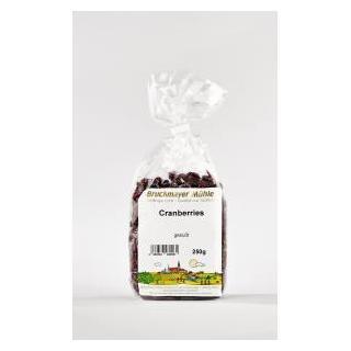 Cranberries gesüßt