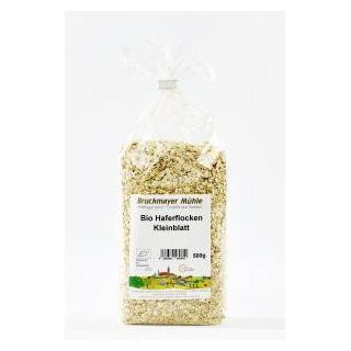 Hafer-Kleinblattflocken 500g biol. Anbau
