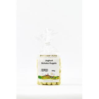 Joghurt - Schoko - Kugeln