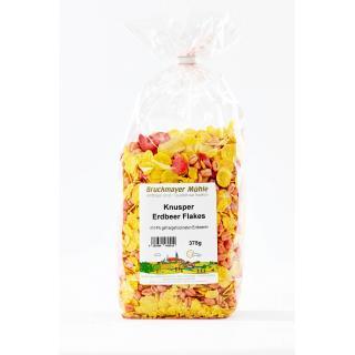 Knusper-Erdbeer-Flakes