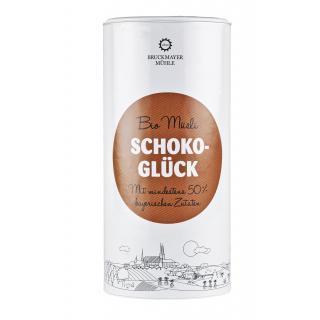 Schoko-Glück Dose Bayer. Bio Müsli
