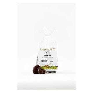Zartbitter - Rum - Ananas