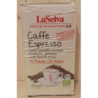 Espresso Classic 250g  / Kaffee ganze Bohne
