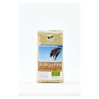 Braunhirse Bio - gemahlen 500g
