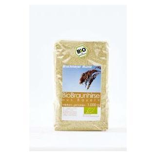 Braunhirse Bio - gemahlen 1000g