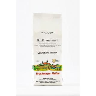 Emmermehl (Vollkorn) 1kg bayerischer Anbau