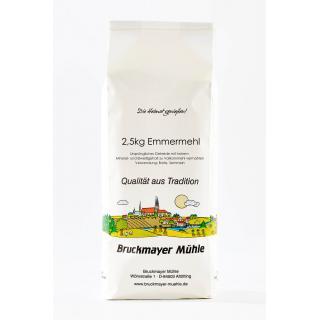 Emmermehl (Vollkorn) 2,5kg bayerischer Anbau