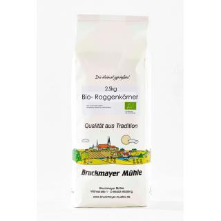 Bio Weizenkörner 2,5kg