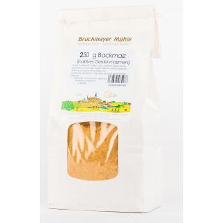 Backmalz/Gerstenmalzmehl (inaktiv) 250g