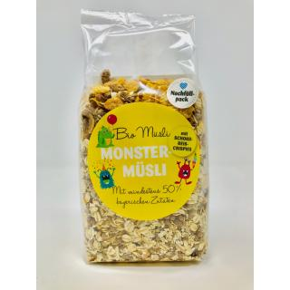 Monster-Müsli Btl. Bayer. BioMüsli