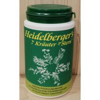 Heidelbergers Kräuterstern 100g