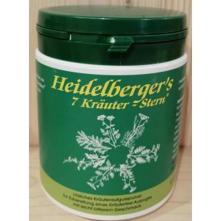 Heidelbergers Kräuterstern 250g