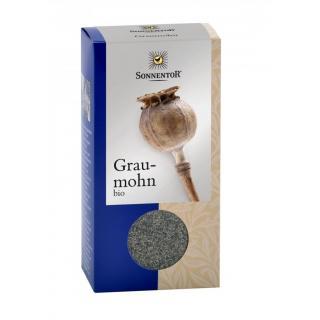 Grau-Mohn                  kbA