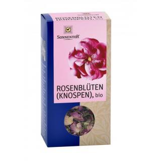 Rosenblüten Knospen kbA