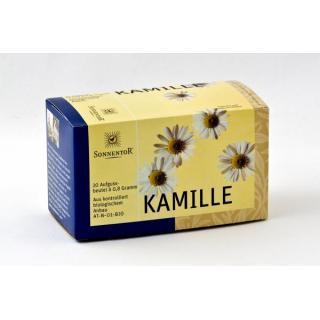 Kamille Teebeutel          kbA