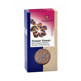 Flower Power Gewürz-Blüten-Zubereitung kbA