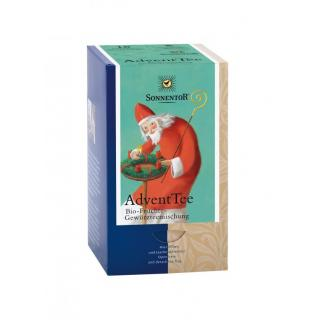 Advent-Früchtetee Teebeutel einzeln kbA