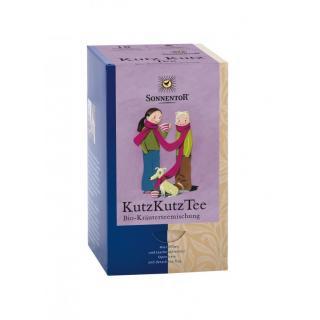 Kutz-Kutz-Kräutertee  Teebeutel einzeln