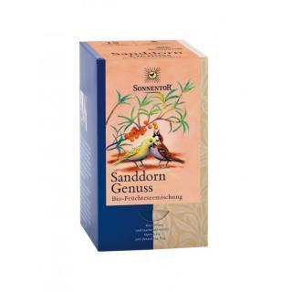 Sanddorn Genuss-Früchtetee kbA