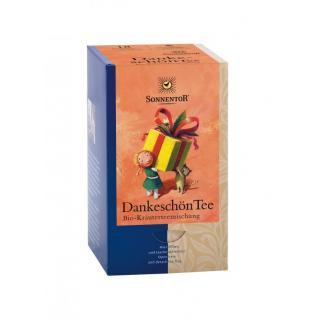 Sonnentor Dankeschön Tee, 1 gr, 20 Btl Packung