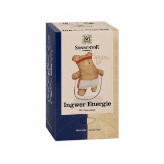 Ingwer Energie-Tee